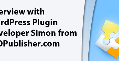 Interview with Simon/OIOPublisher.com