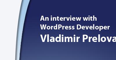 Interview with Vladimir Prelovac