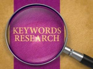Focus Keyword in WordPress - Research for the best results