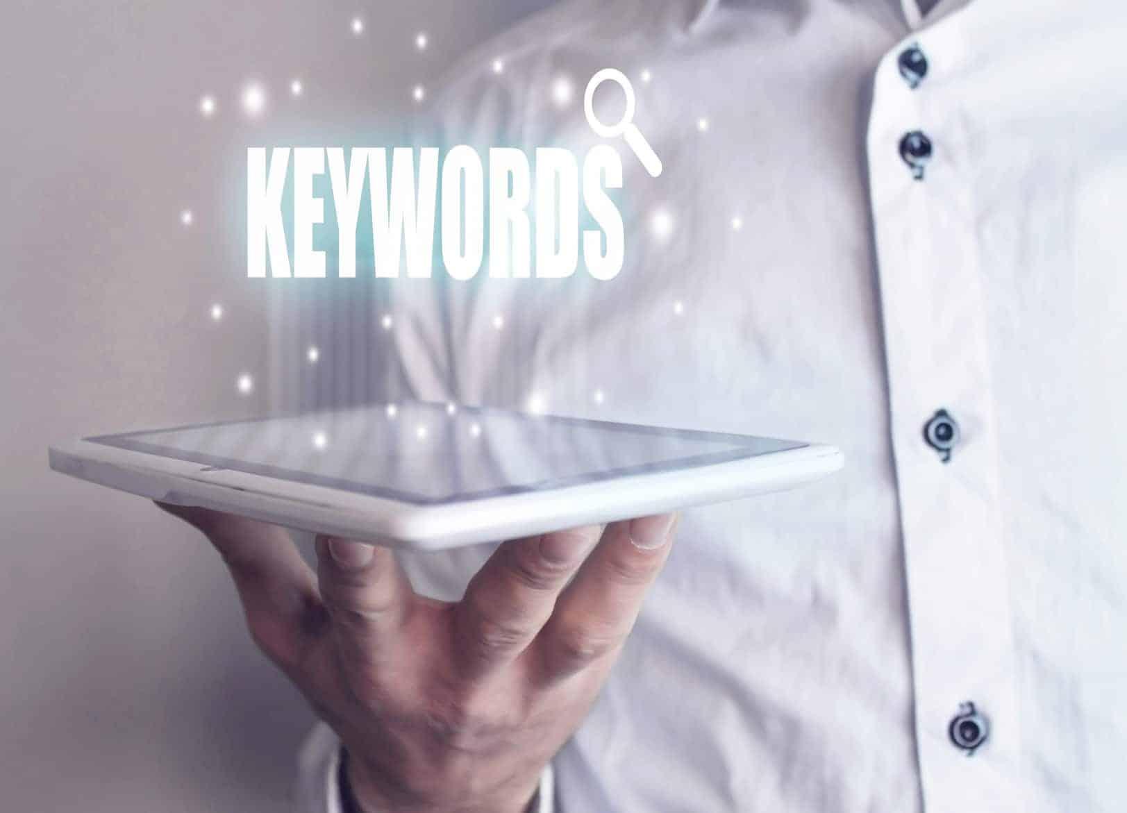 SEO Specialist Keywords