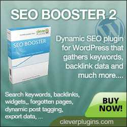 Affiliate banner for SEO Booster - sign up as an affiliate if you want to promote the plugin and make money for every sale!