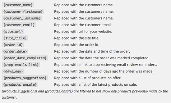 WooCommerce Cross-Seller custom macros